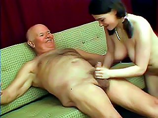 Grandpa Likes Young Sexy Bodies And Pussies